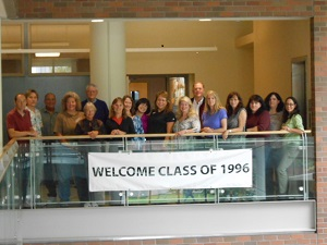 Class of 1996 Class Reunion picture