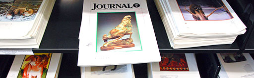 McDowell Veterinary Library Journals